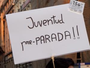 Juventud_pre-parada_-_Manifestación_15-O